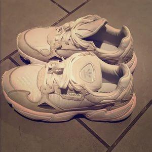 Adidas women's Falcon shoes
